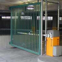 Commercial Garage Door. Grille Gate